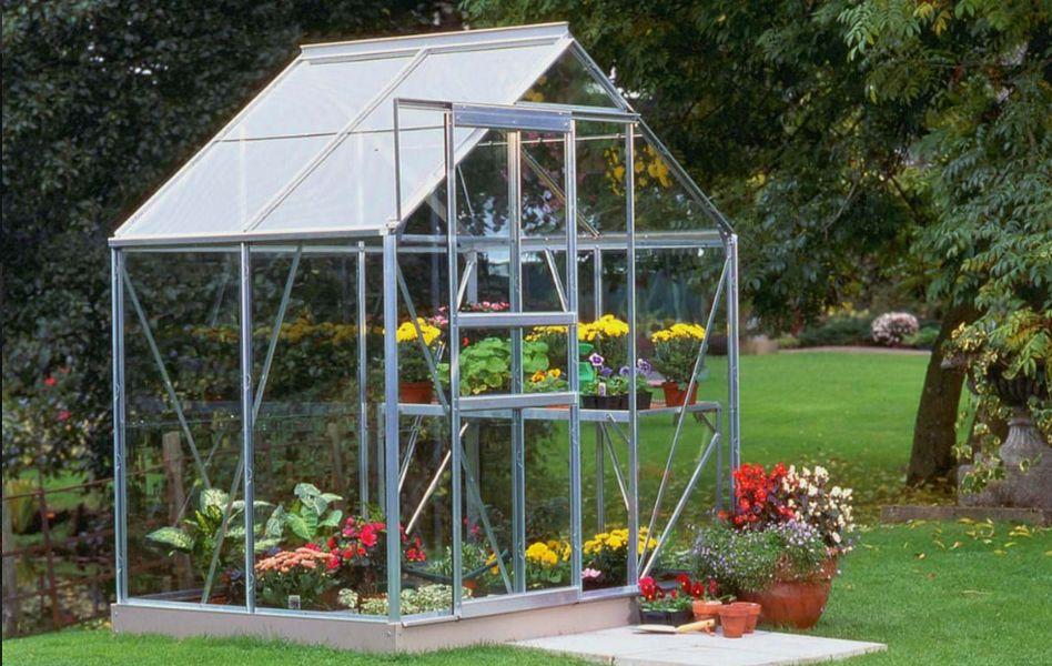 Halls Garden Products Serre Serres Jardin Abris Portails...  |