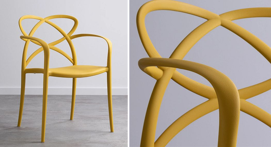 THE MASIE Chaise de terrasse Chaises de jardin Jardin Mobilier  |