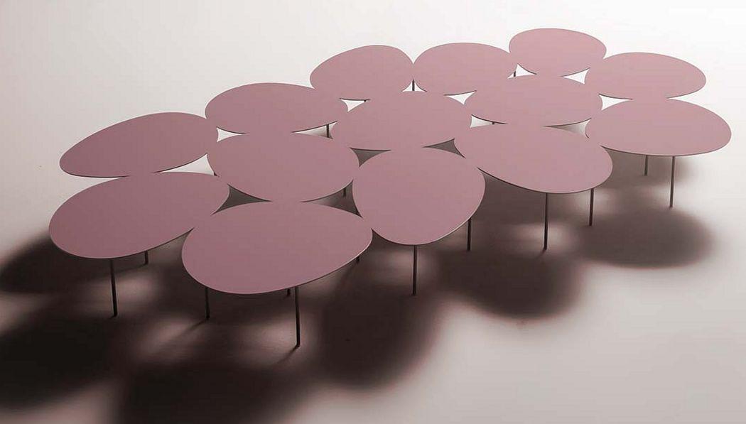 ITALIA COLLEZIONE Table basse forme originale Tables basses Tables & divers  |