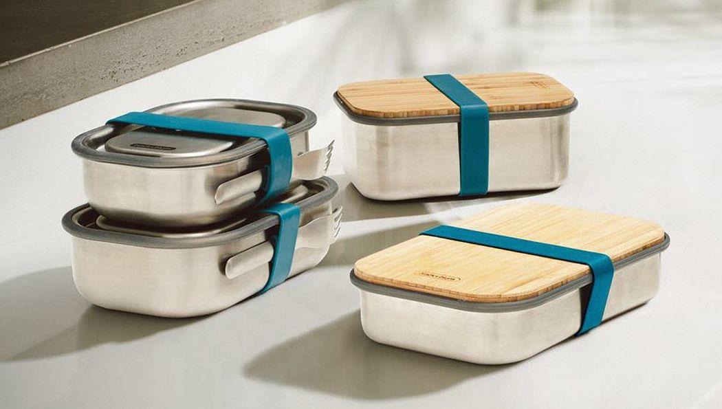 BLACK + BLUM Lunch box Servir et Maintenir Chaud Accessoires de table  |