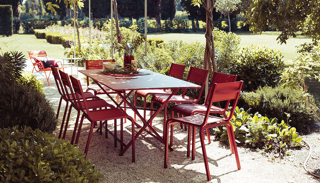 Fermob Table de jardin Tables de jardin Jardin Mobilier  |