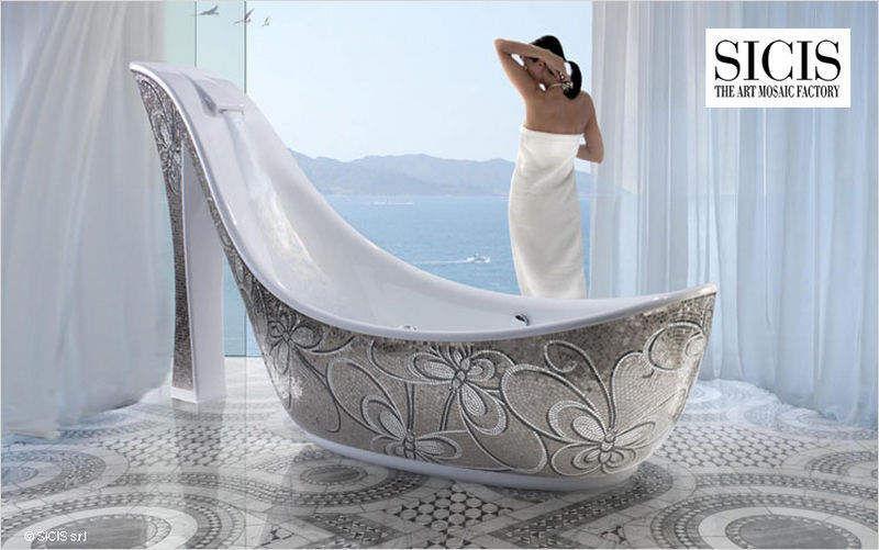 Sicis Salle de bains | Décalé