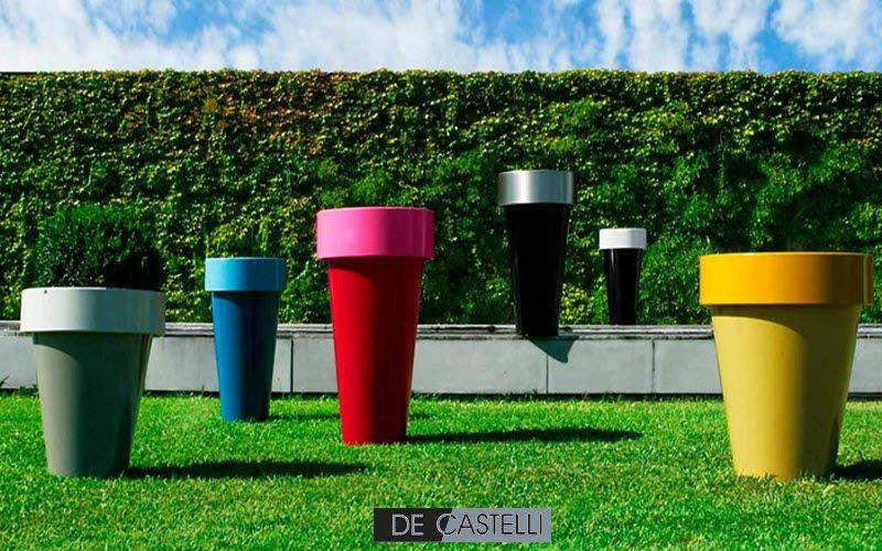 De Castelli Pot de jardin Pots de jardin Jardin Bacs Pots Jardin-Piscine | Design Contemporain