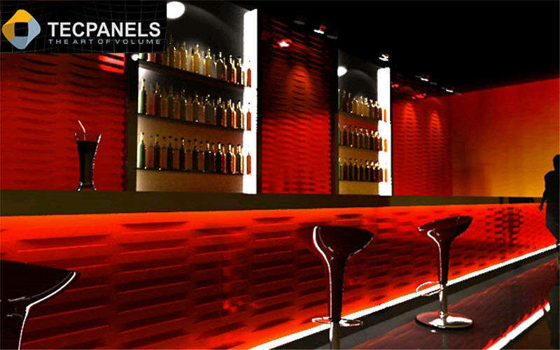 TECPANELS Salon-Bar |