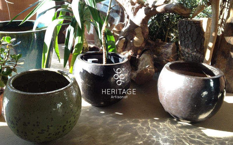 HERITAGE ARTISANAT    Jardin-Piscine | Design Contemporain