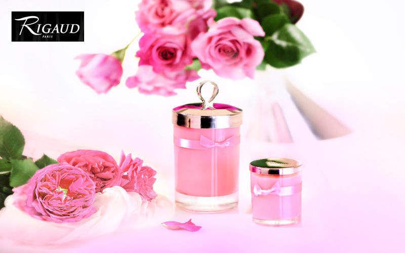 RIGAUD Bougie parfumée Senteurs Fleurs et Senteurs Salon-Bar | Classique