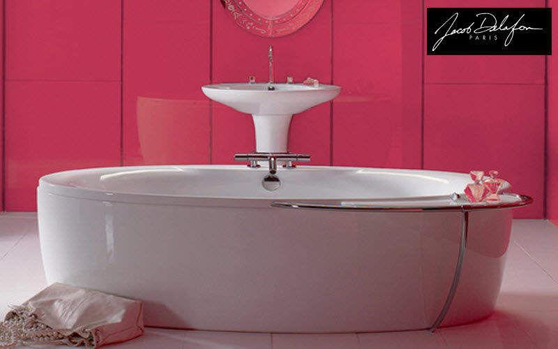 Jacob Delafon Baignoire à poser Baignoires Bain Sanitaires Salle de bains | Contemporain