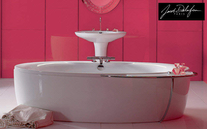 Jacob Delafon Baignoire à poser Baignoires Bain Sanitaires Salle de bains | Design Contemporain