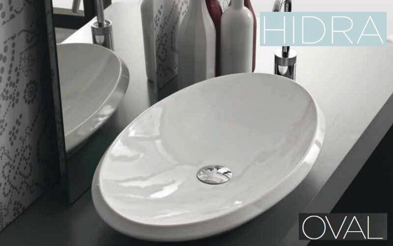 HIDRA Vasque à poser Vasques et lavabos Bain Sanitaires Salle de bains | Design Contemporain