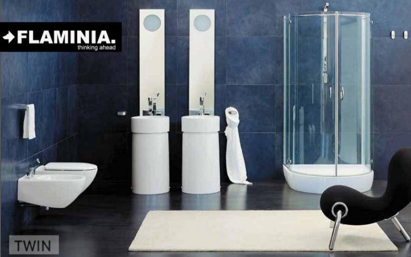 Flaminia Salle de bains Salles de bains complètes Bain Sanitaires Salle de bains |