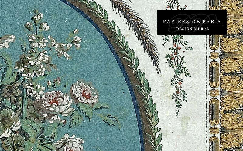 PAPIERS DE PARIS Papier peint panoramique Papiers peints Murs & Plafonds Entrée | Classique