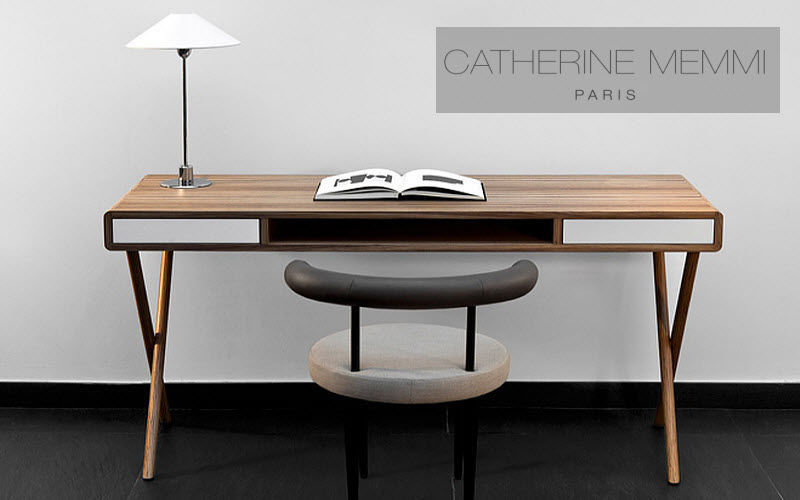 Catherine Memmi Table bureau Bureaux et Tables Bureau Bureau | Design Contemporain