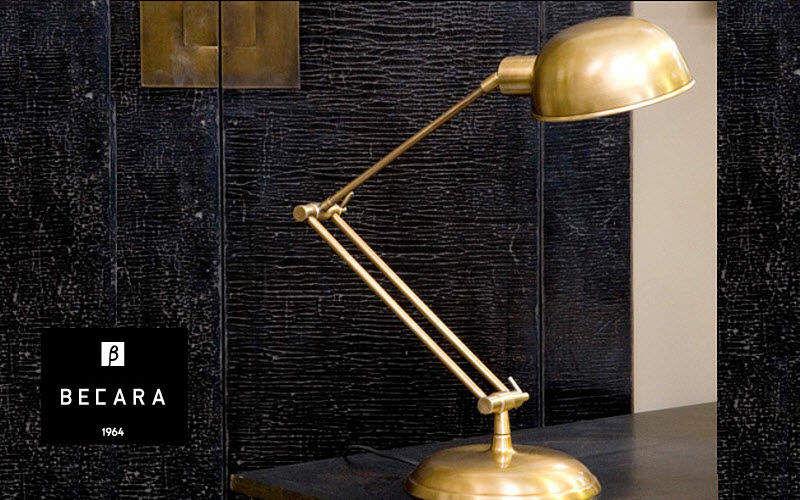 BECARA Lampe de bureau Lampes Luminaires Intérieur Bureau   Classique