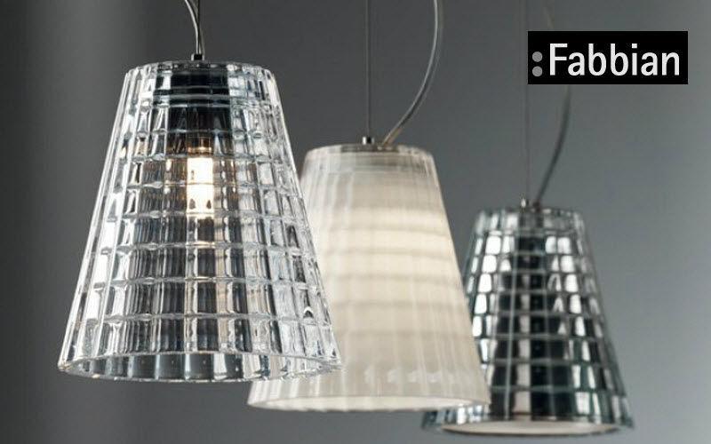 Fabbian Suspension Lustres & Suspensions Luminaires Intérieur Salle à manger   Contemporain