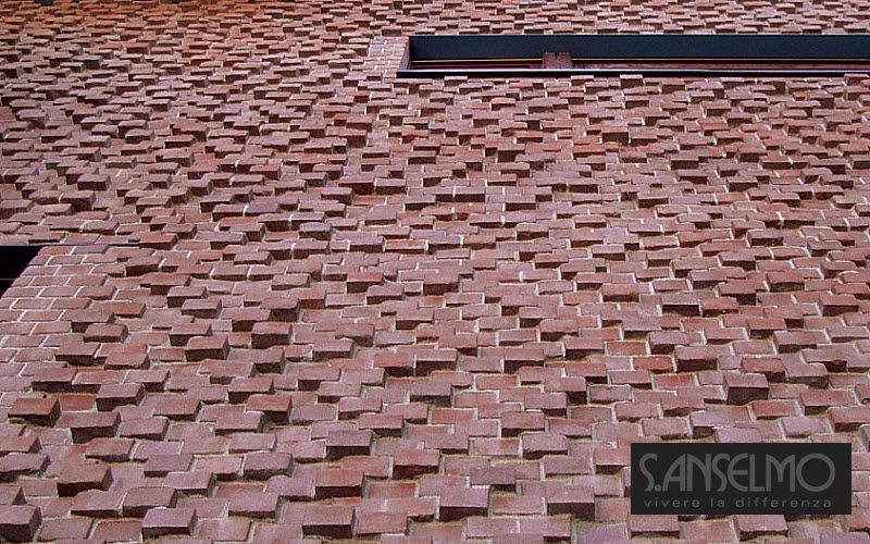 S. ANSELMO Brique de parement Parement Murs & Plafonds  |