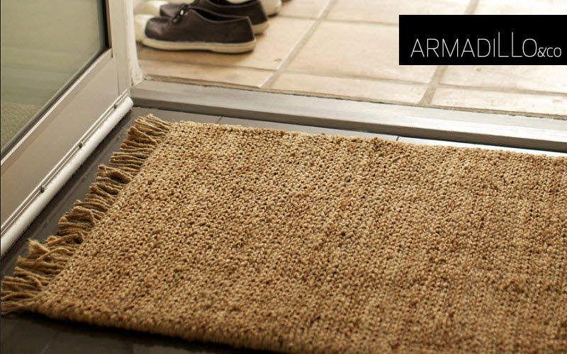 Armadillo and Tapis de seuil Tapis de seuil couloir escalier Tapis Tapisserie Entrée | Charme