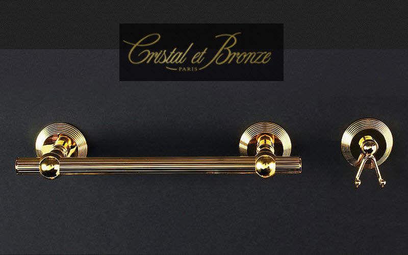 Cristal Et Bronze Crochet Divers quincaillerie Quincaillerie  |