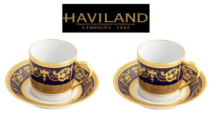 Haviland Tasse à café Tasses Vaisselle  | Classique