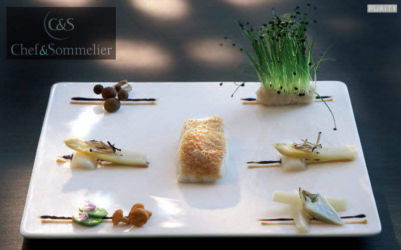 CHEF & SOMMELIER  |