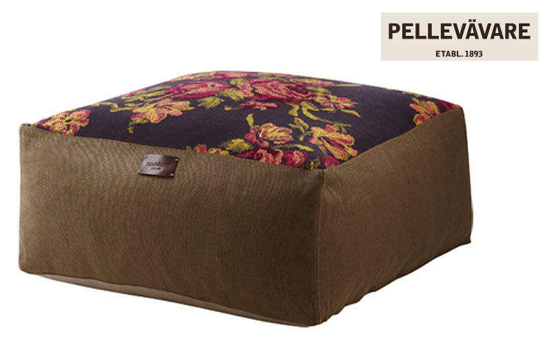 coussin de sol tabourets et poufs decofinder. Black Bedroom Furniture Sets. Home Design Ideas