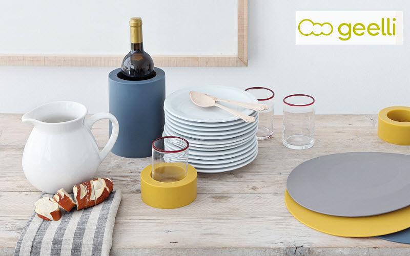 GEELLI Service de table Services de table Vaisselle    Design Contemporain