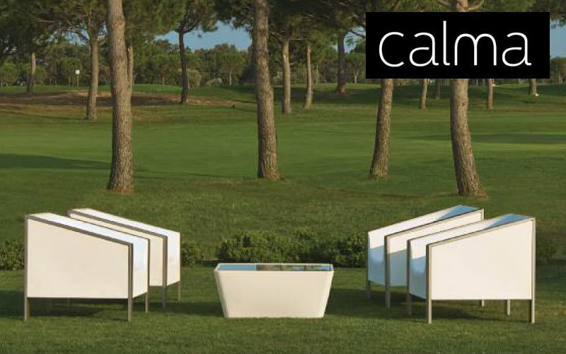 CALMA Fauteuil de jardin Fauteuils d'extérieur Jardin Mobilier  |