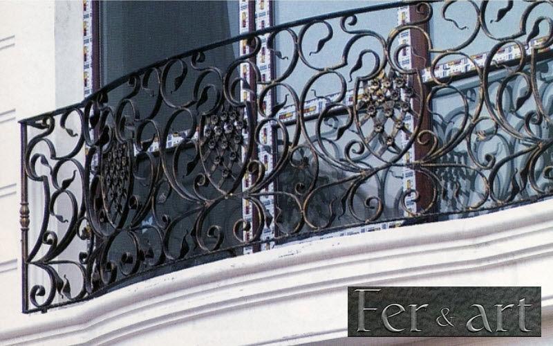 Fer et Art Balcon Balcons Portes et Fenêtres  |