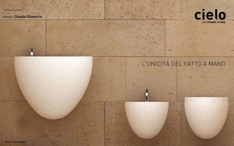 CIELO Lavabo suspendu Vasques et lavabos Bain Sanitaires  |