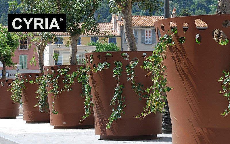 CYRIA Jardinière urbaine Mobilier urbain Extérieur Divers  |