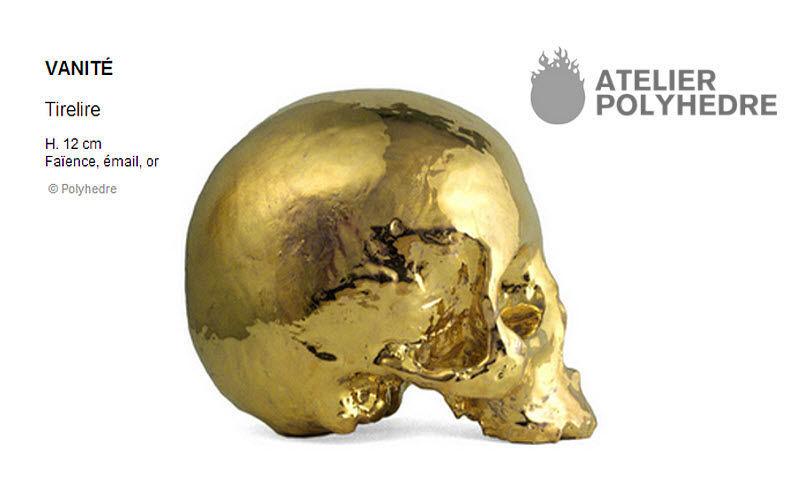 ATELIER POLYHEDRE Crâne décoratif Divers Objets décoratifs Objets décoratifs  | Décalé