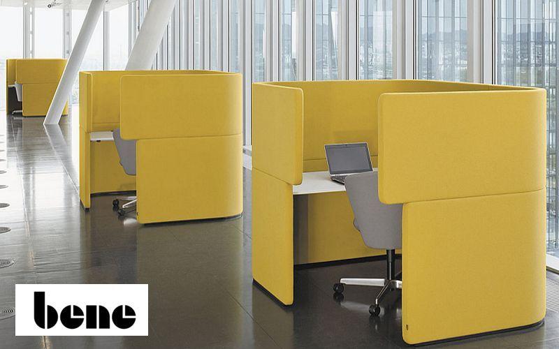 BENE Cloison de bureau Cloisons & Panneaux acoustiques Murs & Plafonds  |