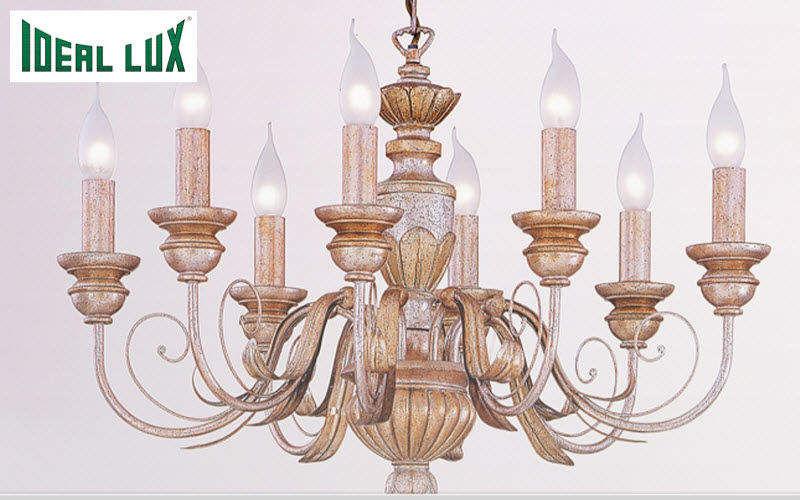 IDEAL LUX Lustre Lustres & Suspensions Luminaires Intérieur  |