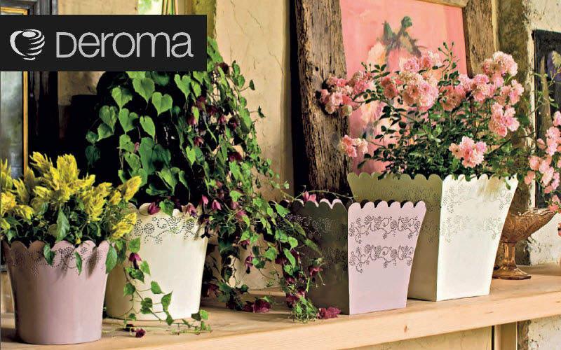 DEROMA France Cache-pot Pots de jardin Jardin Bacs Pots   