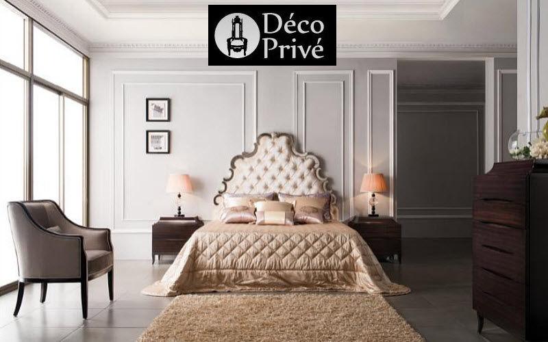 DECO PRIVE Chambre Chambres à coucher Lit  | Classique