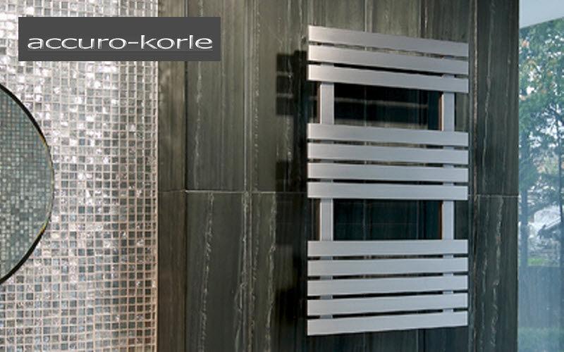 Accuro-korle Radiateur sèche-serviettes Radiateurs de salle de bains Bain Sanitaires  |