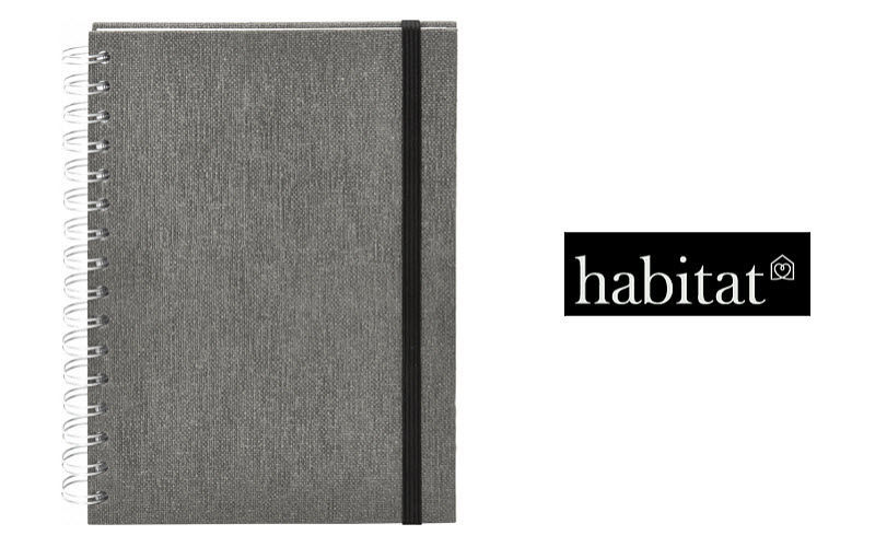Habitat France Carnet Papeterie Ecriture Papeterie Accessoires de bureau  |