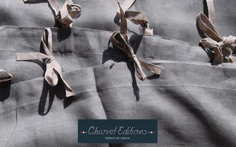 CHARVET EDITIONS Rideaux à nouettes Rideaux Tissus Rideaux Passementerie  |