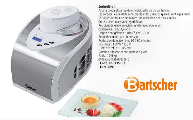 Bartscher Sorbetière Préparation Cuisson Cuisine Accessoires  |