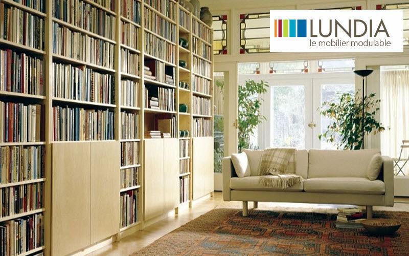 Lundia Bibliothèque modulable Bibliothèques Rangements  |
