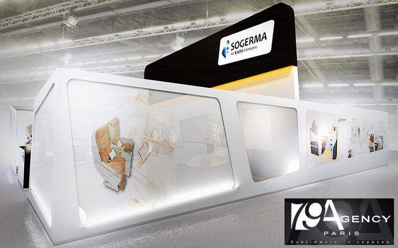 79 AGENCY Stand d'exposition PLV En marge de la Déco  |