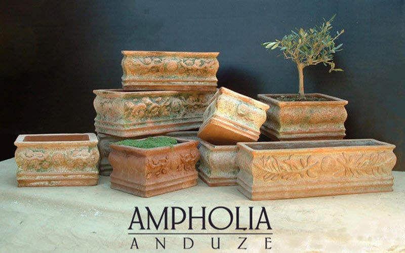 Ampholia-Anduze Jardinière Jardinières Jardin Bacs Pots  |