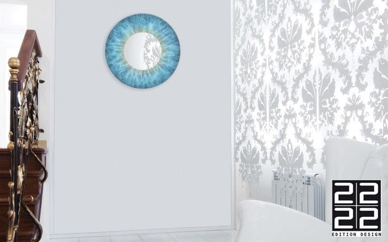 22 22 EDITION DESIGN Miroir Miroirs Objets décoratifs  |