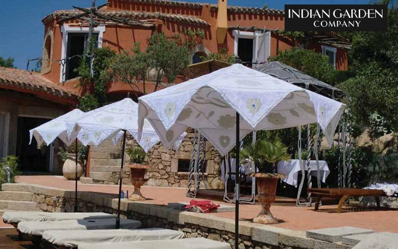 INDIAN GARDEN COMPANY Parasol Parasols Tonnelles Jardin Mobilier  |