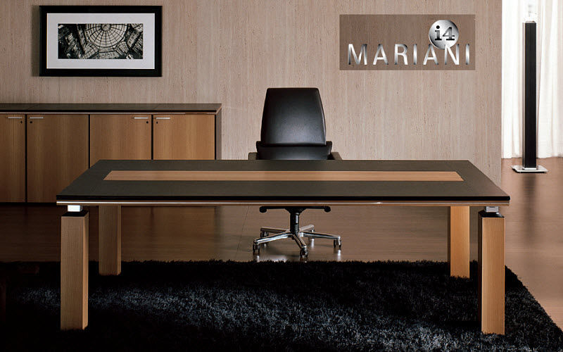 I 4 MARIANI Bureau de direction Bureaux et Tables Bureau  |