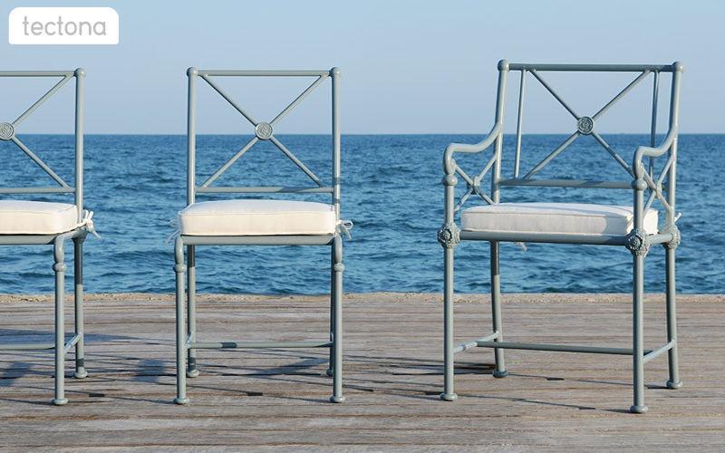 Tectona Chaise de jardin Chaises de jardin Jardin Mobilier  |