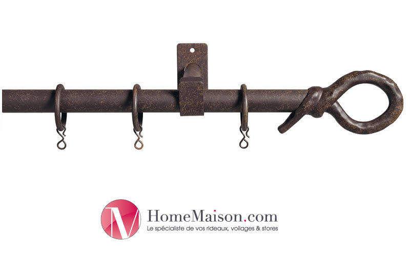 HOMEMAISON.COM Tringle à rideaux Tringles et accessoires Tissus Rideaux Passementerie  |