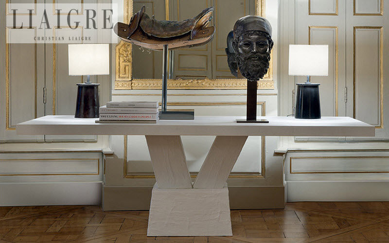 Christian Liaigre Table console Tables de repas Tables & divers  |