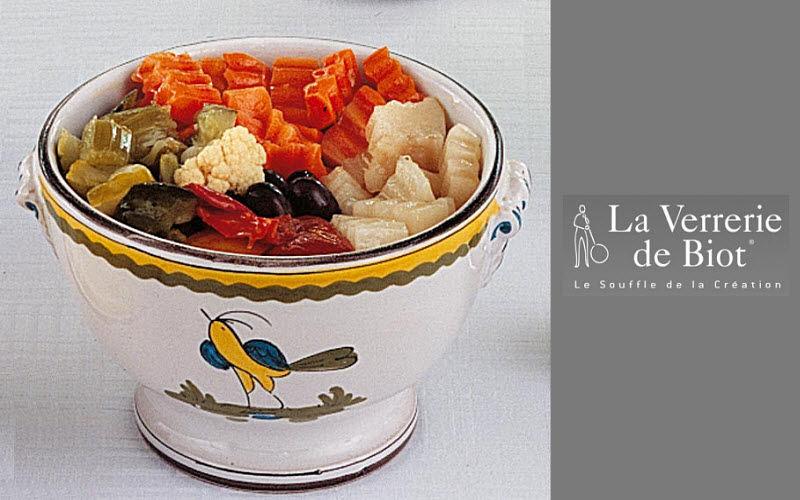 Verrerie De Biot Bol à bouillon Bols Vaisselle  | Classique
