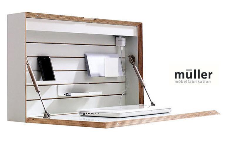 müller Secretaire mural Bureaux et Tables Bureau  |