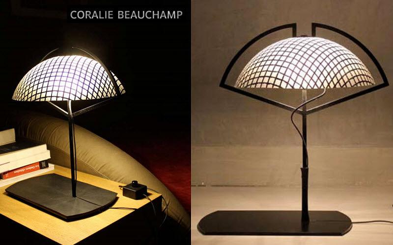 CORALIE BEAUCHAMP Lampe de chevet Lampes Luminaires Intérieur  |